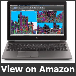 """HP ZBook 15 G5 Mobile Workstation 15.6"""" FHD Business Laptop Computer"""