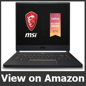 MSI GS65 Stealth-432 Laptop