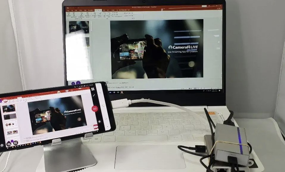 laptop for live streaming