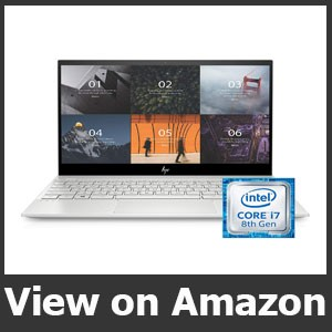 HP Envy 13 Touch-screen Core i7 8th Generation
