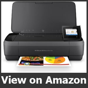 HP OfficeJet 250 All-In-One (CZ992A)