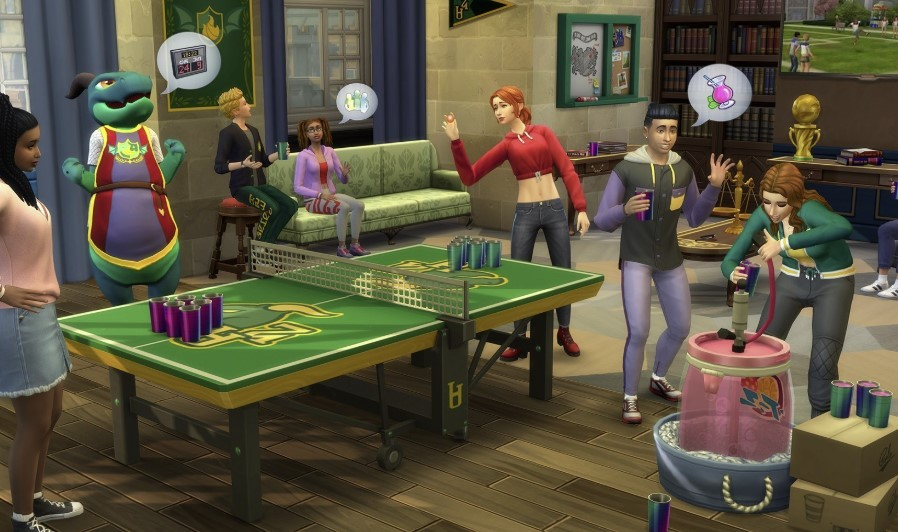 Reports Sims 4
