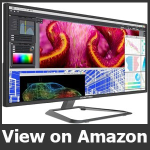 The Sceptre IPS LED Monitor
