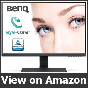 BenQ 1080P Webcam with Microphone