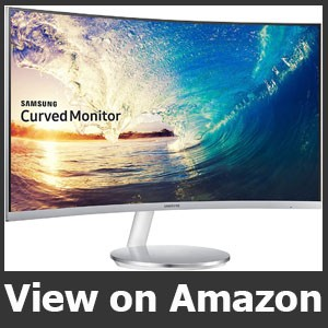 SAMSUNG-LC27F591 27-inch ultra Gaming Curved Monitor